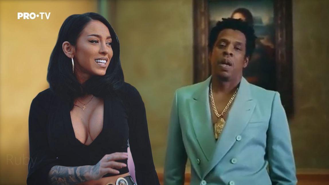 Ce spune Ruby despre o posibilă colaborare cu Jay-Z,  Aș fi noua Beyonce