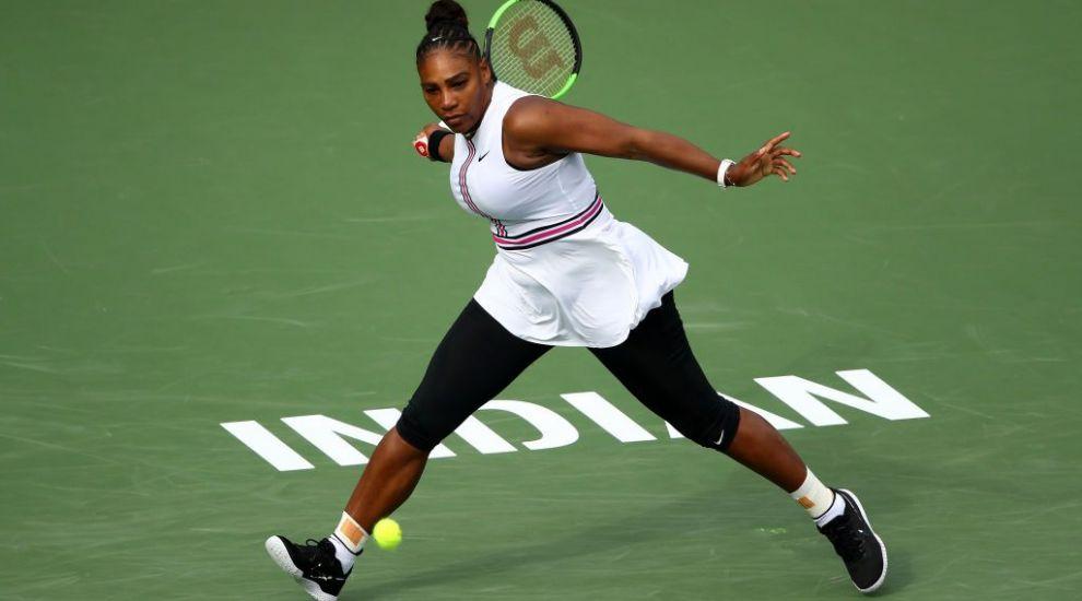 Serena Williams a abandonat meciul cu un alt fost lider mondial din cauza unui virus