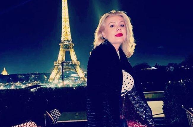 VIDEO Dana Săvuică, la Paris în săptămâna modei