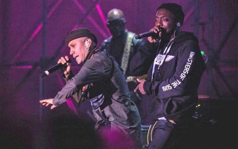 Black Eyed Peas și Diplo vin la festivalul El Carrusel de la București