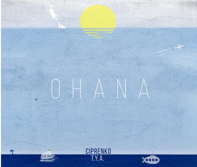 Ohana , cel mai nou single scos de Ciprenko  TYA:  Mă bucur să lansez împreună cu DeMoga Music și cu TYA