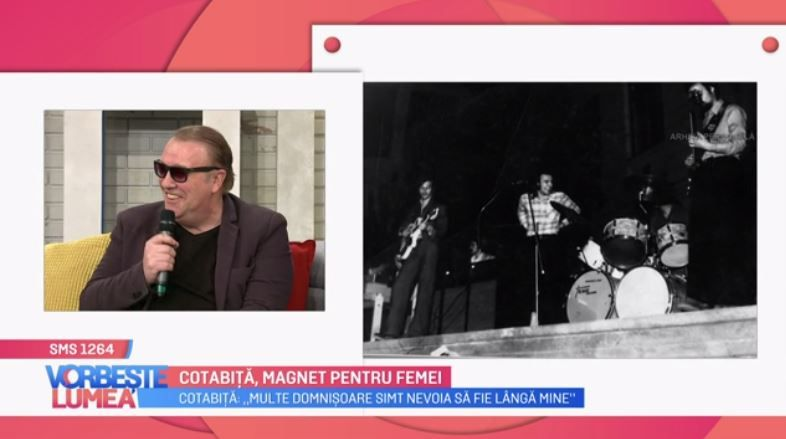 VIDEO Gabriel Cotabiță, despre femeile din viața lui