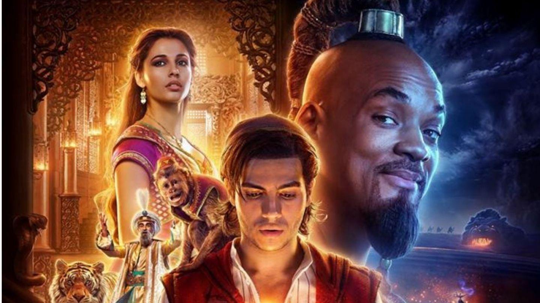 În primul trailer al filmului  Aladdin , Will Smith cântă și zboară pe covorul fermecat