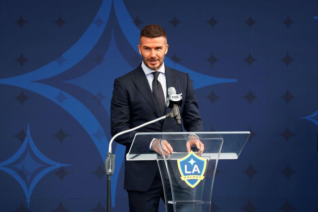 David Beckham, farsă de coşmar. Beckham:  Uită-te la mine, dacă mă văd copiii mei aşa, plâng
