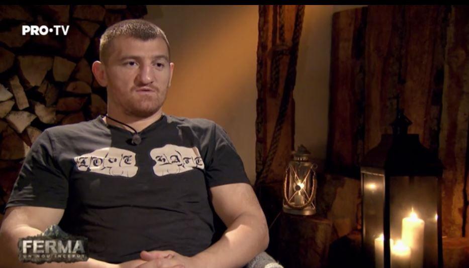 """Moment de sinceritate în FERMA. Cătălin Moroșanu vorbește despre soția lui: """"Am avut noroc ca m-a iertat femeia!"""""""
