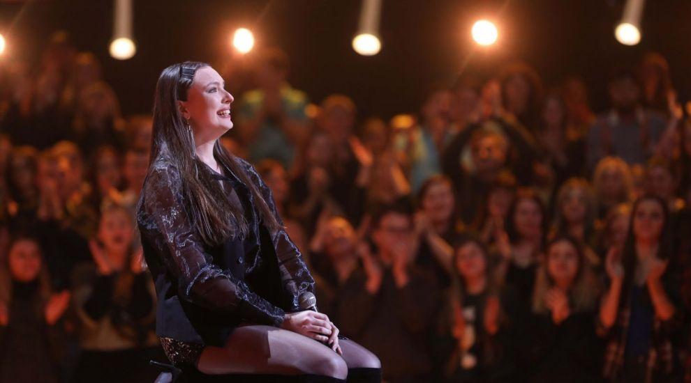 """Cântă acum cu mine, a doua ediție: Georgia Dascălu, cea care a adus vibe-ul pozitiv cu piesa """"I wanna dance with somebody"""""""