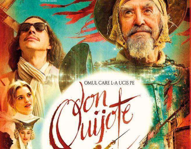 Blestemul s-a rupt: Omul care l-a ucis pe Don Quijote, de Terry Gilliam, intră în cinematografe