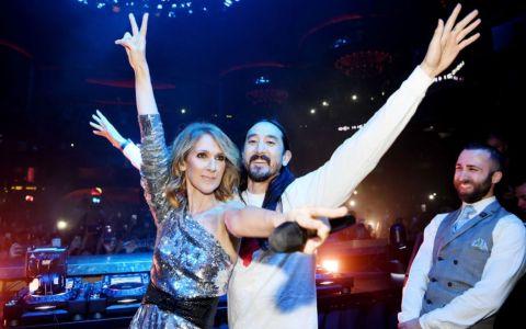 Celine Dion a cedat microfonul unei fete de 7 ani, în concert. Ce a ieșit