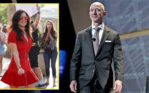 200.000 $ pentru o exclusivitate scandaloasă. Cine a încasat banii pentru pozele cu Jeff Bezos și amanta