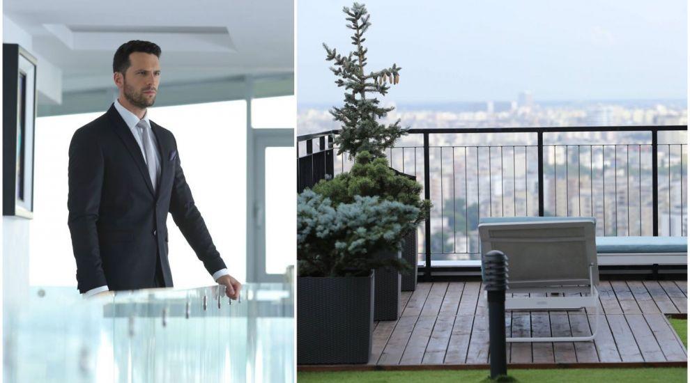 Unde locuiește VLAD. Penthouse-ul de lux valorează 1,5 milioane de euro