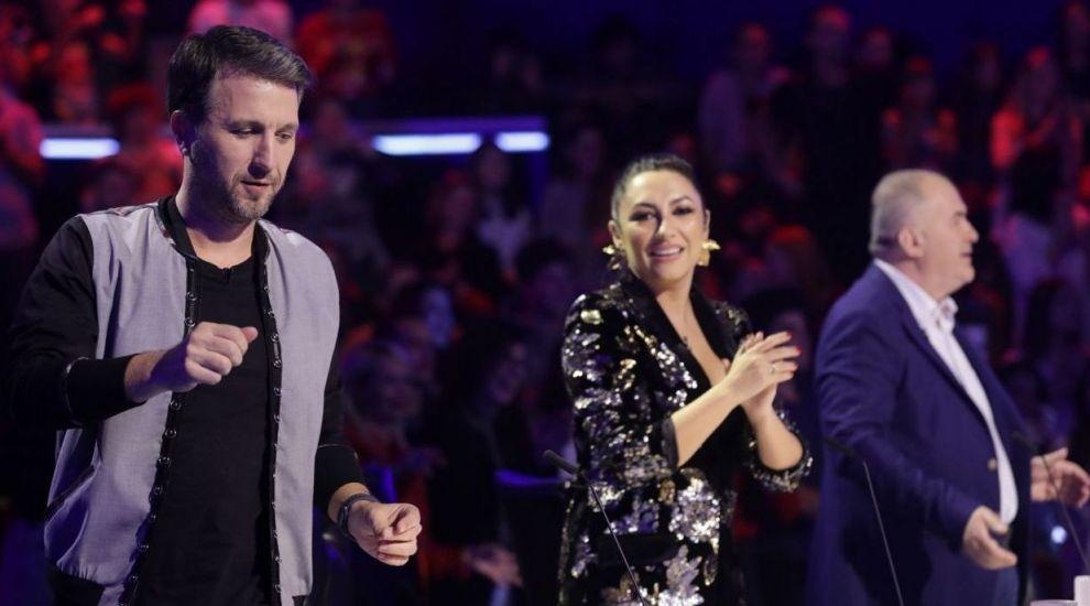 """Andra, la finalul unui moment de salsa: """"Nu mai dansez cu Mihai Petre!"""""""