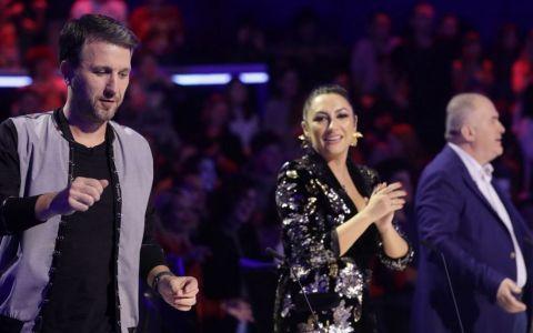 Andra, la finalul unui moment de salsa:  Nu mai dansez cu Mihai Petre!