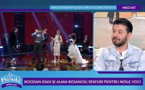 VIDEO Câștigătorul Vocea României, Bogdan Ioan, concert tribut în memoria lui Michael Jackson
