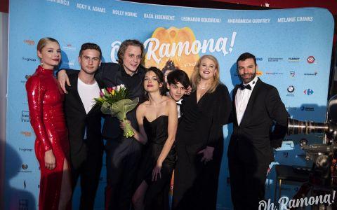 Comedia  Oh, Ramona!  văzută de un sfert de milion de oameni