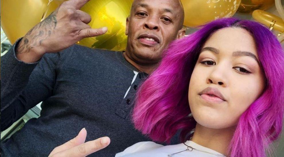 """Dr. Dre, mândru că fiica lui a intrat la facultate """"pe barba ei"""". Oare? Ce i-au reproșat fanii"""