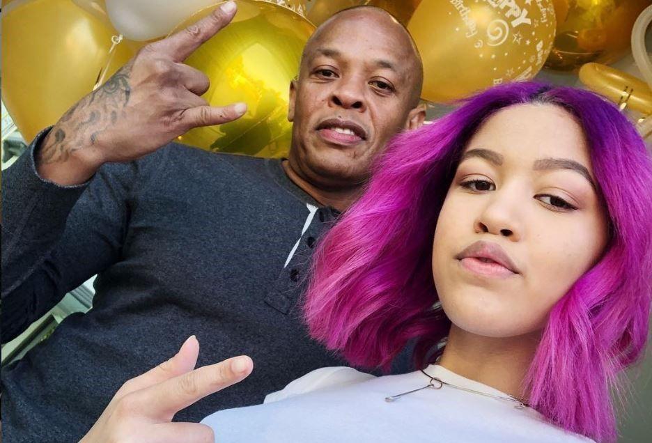 Dr. Dre, mândru că fiica lui a intrat la facultate bdquo;pe barba ei . Oare? Ce i-au reproșat fanii
