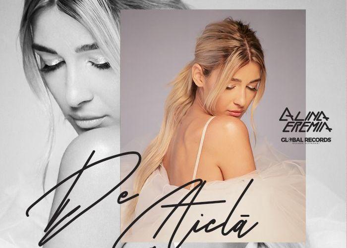 """Alina Eremia lansează piesa""""De sticlă"""", al cărei videoclip a fost filmat în Palatul Cesianu – Racoviţă"""