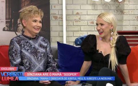 VIDEO Sînziana are o mamă  Sooper
