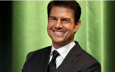 Fiica lui Tom Cruise face reclamă Bisericii Scientologice.  Îi mulțumesc tatălui meu pentru tot