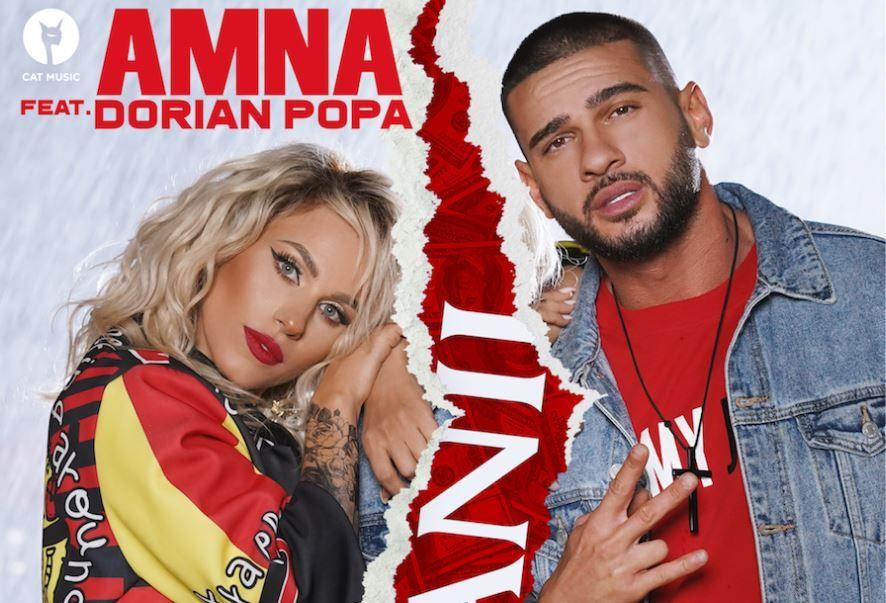 AMNA și Dorian Popa lansează piesa bdquo;Banii , un single care îți rămâne întipărit în minte