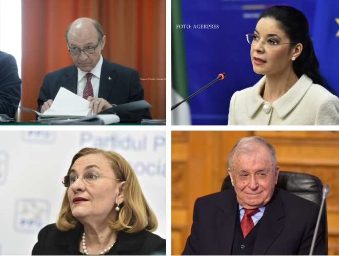 Politicienii români şi limbile străine:  the ducks come from the trucks  şi vă spun  good morning very much !