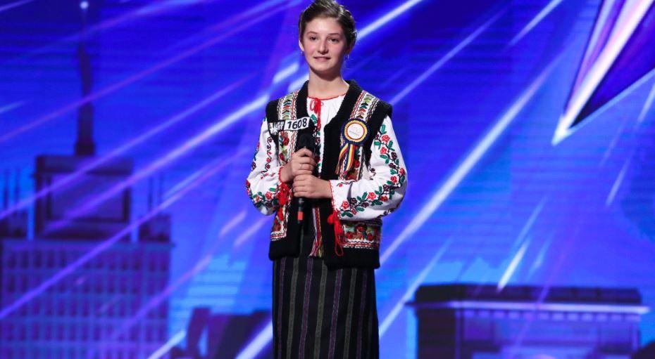 IRINA LOGHIN - Românii au talent, sezonul #9suprem, ediția numărul 8