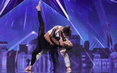 CASIANA OANCEA ȘI ALIN MĂTUȘA - Românii au talent, sezonul #9suprem, ediția numărul 8