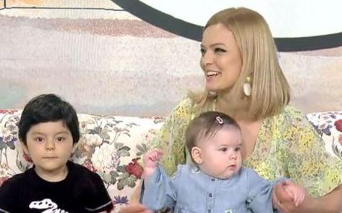 VIDEO Lavinia Petrea mai fericită ca niciodată. Începând cu 1 aprilie se întoarce la Stirile PRO TV