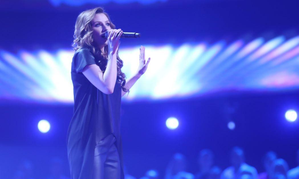 Cânta acum cu mine, a treia ediție: Andreea Mihaela Stancu