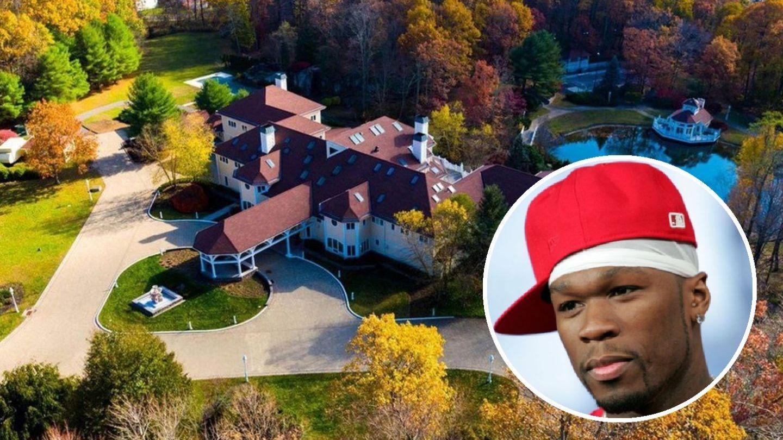 50 Cent își vinde casa cu 3 milioane de dolari pentru a dona banii săracilor