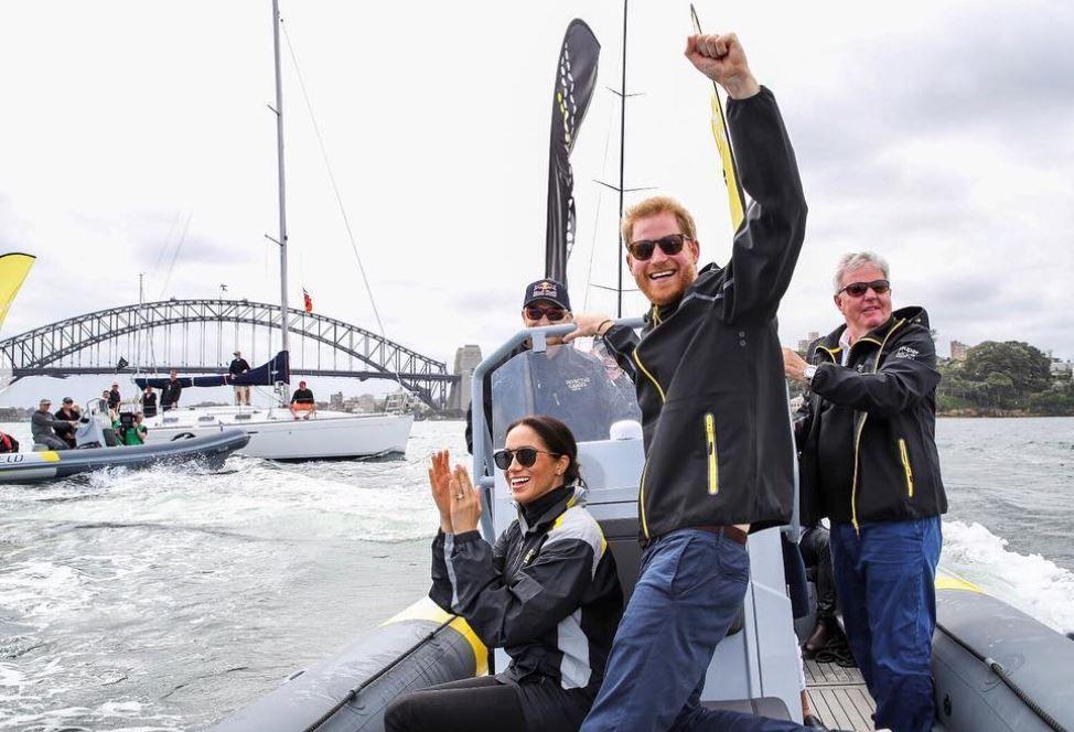Prințul Harry și Meghan Markle și-au făcut cont de Instagram. Care e prima lor postare