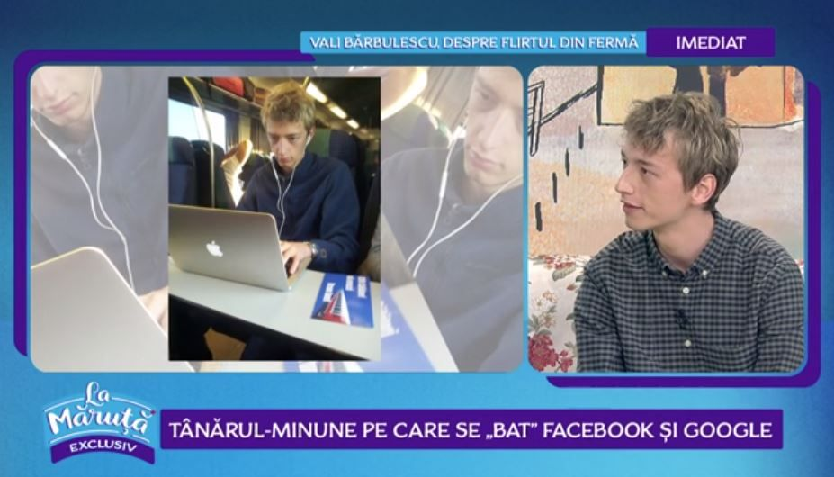 Cristian Dascălu, românul care a refuzat să mai lucreze pentru Facebook sau Google