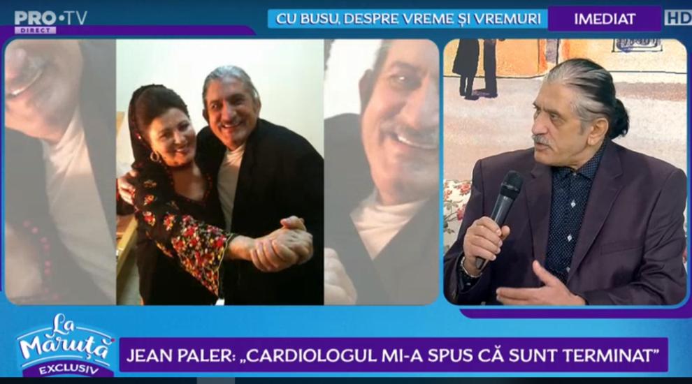 VIDEO Jean Paler, ținut în viață de un defibrilator. Prin ce momente grele a trecut actorul