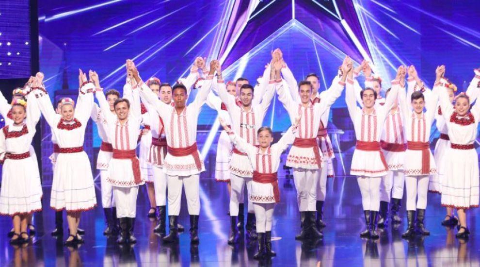 """ANSAMBLUL """"DOINA BASCOVULUI"""" - Românii au talent, sezonul #9suprem, ediția numarul 9"""