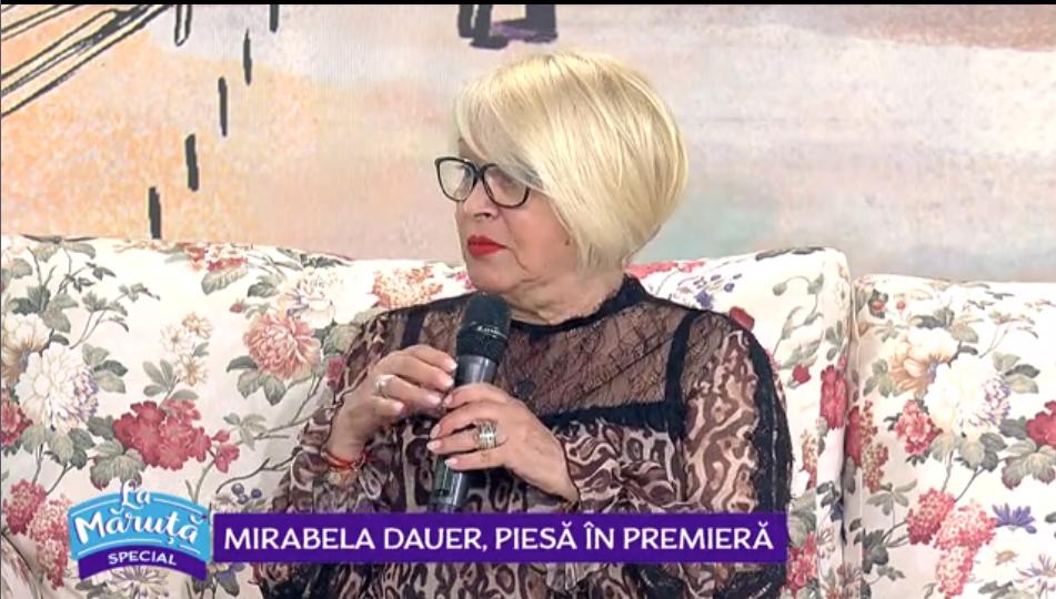 VIDEO Mirabela Dauer, piesă în premieră