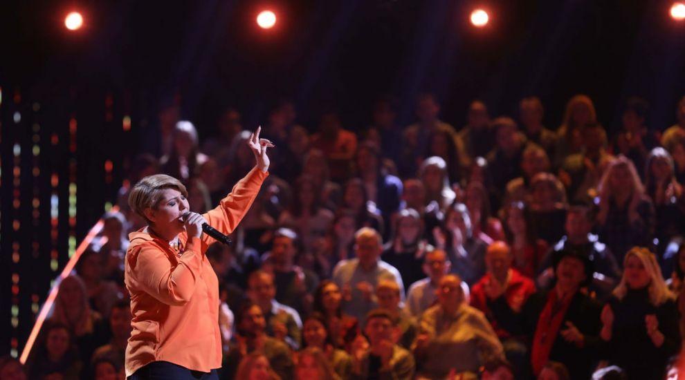 Cântă acum cu mine, a patra ediție: Laura Anton
