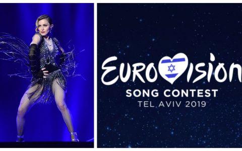 Madonna la Eurovision! Momentul artistei va fi văzut de peste 600 de milioane de telespectatori din toată lumea