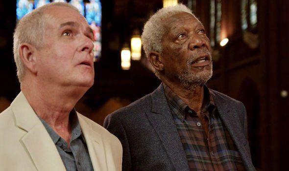 Mărturiile unui bărbat care  a murit pentru 15 minute , într-un documentar cu Morgan Freeman
