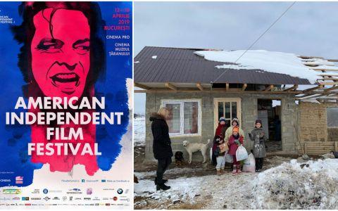 American Independent Film Festival - Toate încasările vor fi donate către Casa Share