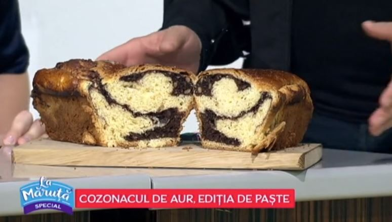 """VIDEO """"COZONACUL DE AUR"""" - Ediția de Paște: Elena Badea"""