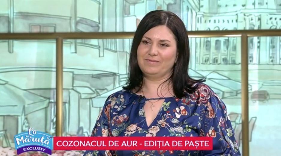 """VIDEO """"COZONACUL DE AUR"""" - EDIȚIA DE PAȘTE: Victoria Vasluian"""