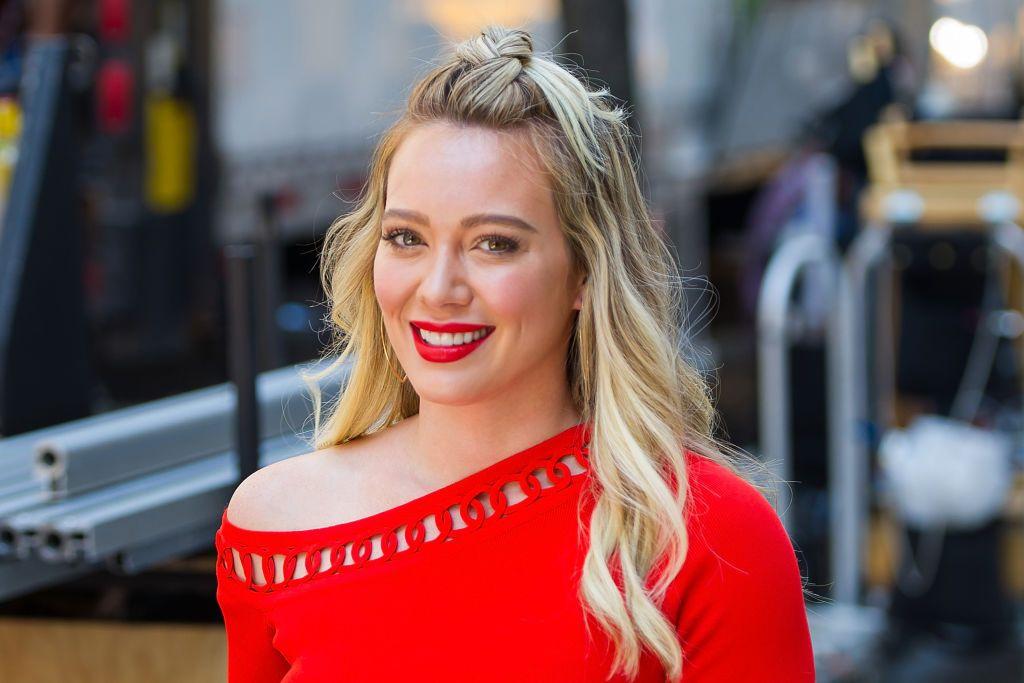 După ce a născut, Hilary Duff și-a consumat placenta:  A fost delicioasă