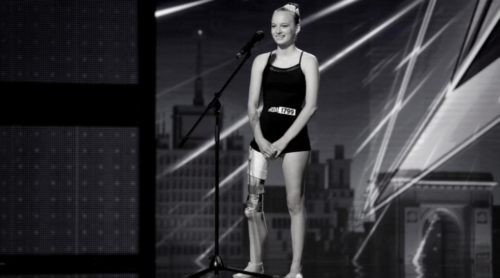 """A murit Emma Neagu, gimnasta care a emoţionat până la lacrimi la """"Românii au talent"""""""