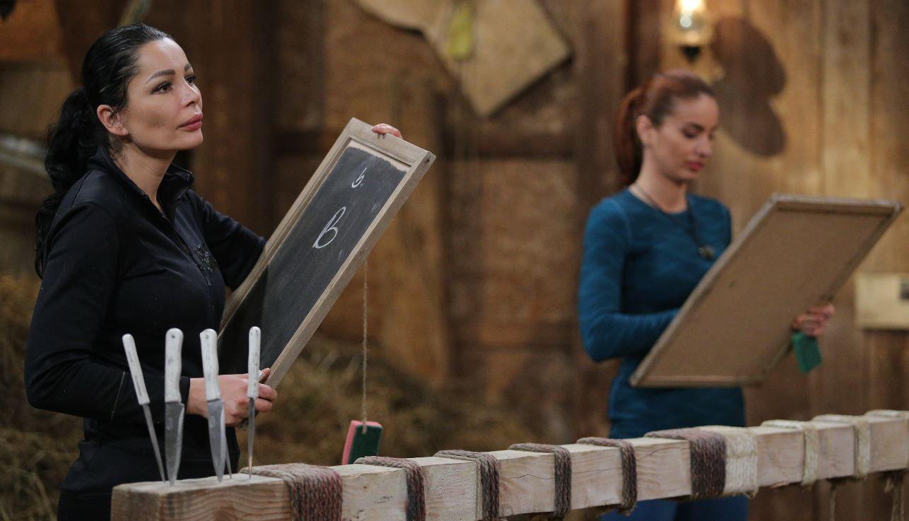 Brigitte a eliminat-o pe Geanina la duel. Ferma – Un nou început, lider absolut de audiență.