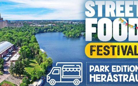Street Food Festival: 19-21 aprilie, în Parcul Herăstrău