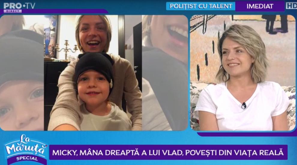 """Micky, mâna dreaptă a lui Vlad, povestiri din culisele superproducției """"VLAD"""""""