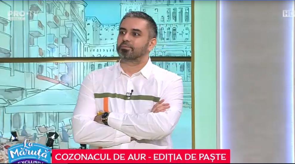 VIDEO COZONACUL DE AUR: Ediția de Paște - Bogdan Abdul