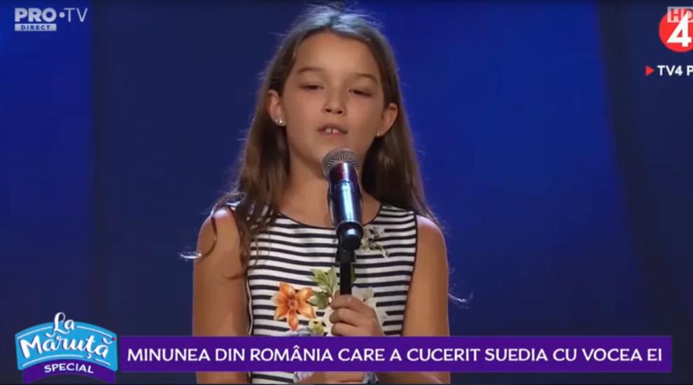 """Minunea din România care a cucerit jurații de la """"Suedezii au talent"""""""