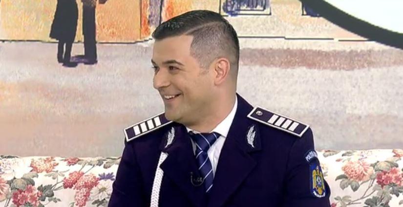 Adrian Nistor, polițistul cu talent care a cântat alături de Sofia Vicoveanca
