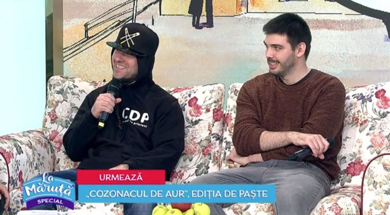VIDEO Pacha Man și Satra Benz, mesaj pe ritmuri din box